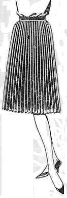 Как обрезать длинную юбку